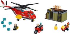 LEGO® City 60108 Helikopter strażacki
