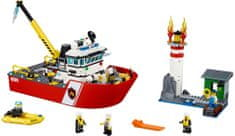 LEGO® City vatrogasni čamac 60109