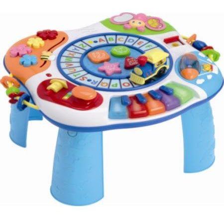 Smily Play Interaktywny Edukacyjny Stoliczek 0801