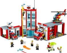 LEGO® City vatrogasna postaja 60110