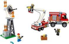 LEGO® City 60111 Strażacki wóz techniczny