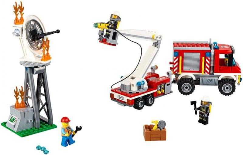 LEGO® City 60111 Zásahové hasičské auto