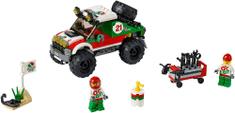 LEGO® City terensko vozilo 4x4 60115