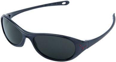 Cébé sončna očala Gecko, shiny glossy black, otroška
