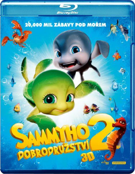 Sammyho dobrodružství 2 (verze 2D+3D) - Blu-ray