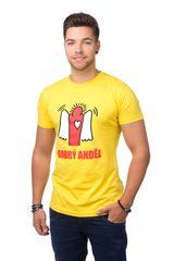 Dobrý Anděl pánské bavlněné tričko