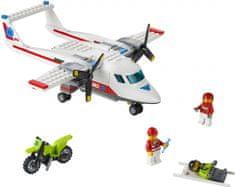 LEGO® City 60116 Samolot ratowniczy