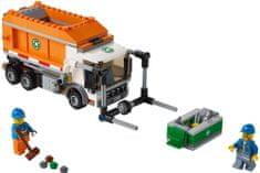LEGO® City 60118 Śmieciarka