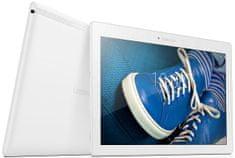 Lenovo tablični računalnik Tab2 A10-30 4core 2GB/16GB/10IPS/Android 5.1, bel