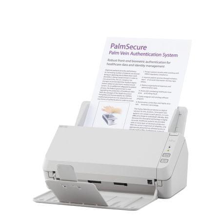 Fujitsu optični čitalec - skener SP-1125