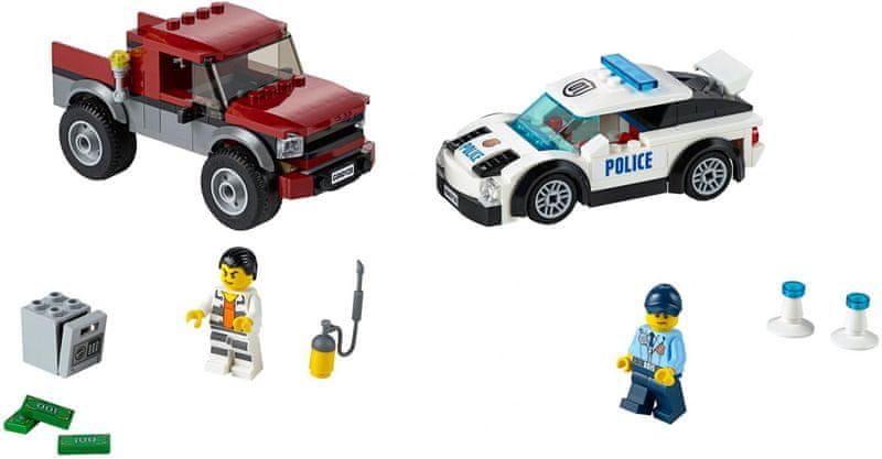LEGO® City 60128 Policejní honička