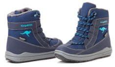 KangaROOS buty za kostkę dziecięce Kanga - Tex