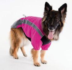 ROGZ SKINZ obleček PolarSkin ružový