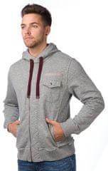 Timeout férfi pulóver