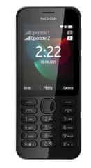 Nokia Nokia 222 DS czarny