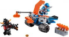 LEGO® Nexo Knights 70310 Knighton harci romboló