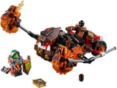 LEGO® Nexo Knights 70313 Moltorov razbijač lave