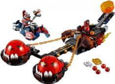 LEGO® Nexo Knights, Kočija kaosa 70314