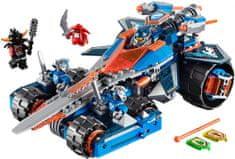 LEGO® Nexo Knights, 70315 Clayeva gromovita oštrica