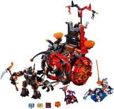 LEGO® Nexo Knights, 70316 Jestrov zli mobil