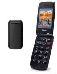 MaxCom telefon MM819 Black