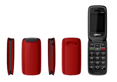 MaxCom telefon MM819 Red