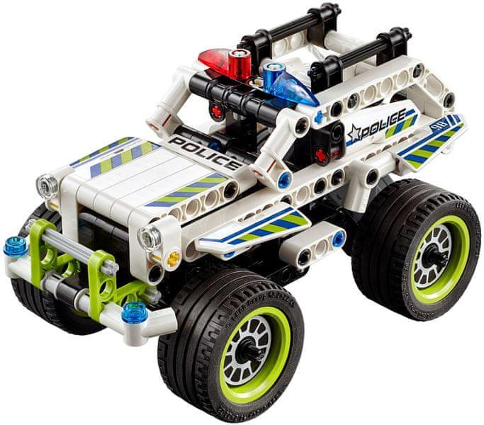LEGO® Technic 42047 Policejní zásahový vůz