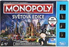 Hasbro Monopoly Here and now Světová edice