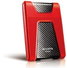 """Adata HD650 1TB / Externí / USB 3.0 / 2,5"""" / Red (AHD650-1TU3-CRD)"""