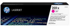 HP toner 201X, magenta (CF403X), za 2300 strani