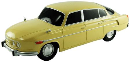 Tatra 603 - žlutá