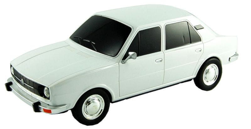 Škoda 120 L - bílá