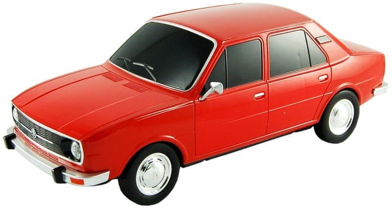Škoda 120 L - červená