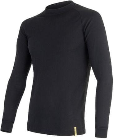 Sensor koszulka termoaktywna z długim rękawem Active M Black L