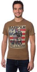 Barbour pánské bavlněné tričko