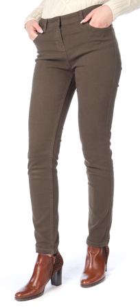 Barbour dámské kalhoty 38 khaki