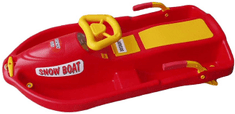 Acra Snow Boat řiditelný červený