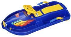 Acra Snow Boat řiditelný modrý