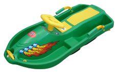 Acra Snow Boat řiditelný zelený