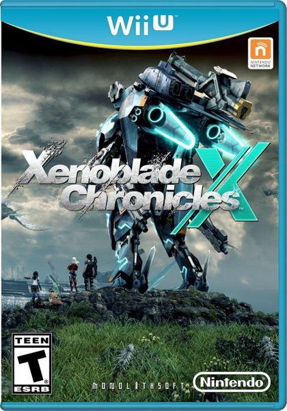 Nintendo Xenoblade Chronicles X / WiiU