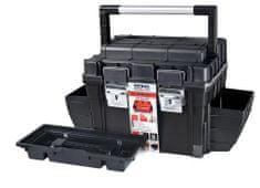 PATROL skrzynka narzędziowa HD Compact 1 Plus - czarna