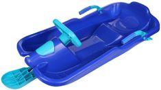 Acra Skibob řiditelný modrý
