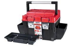PATROL skrzynka narzędziowa HD Compact 1 Plus - czerwona