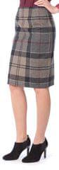 Barbour dámská vlněná sukně