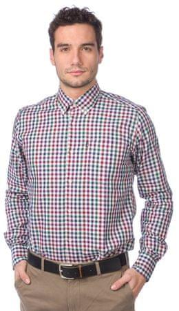 Barbour pánská bavlněná košile XL vícebarevná