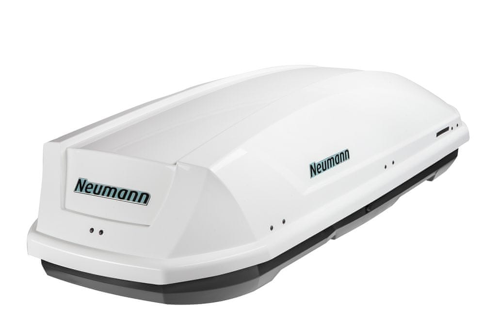 Neumann Adventure 190 stříbrná lesklá - rozbaleno