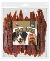 Akinu sušene račje prsi za pse, 300 g