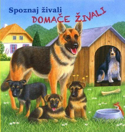 Spoznaj živali - Domače živali