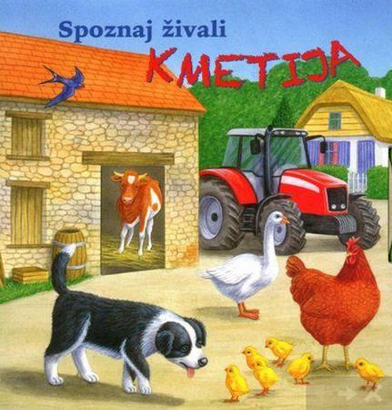 Spoznaj živali - Kmetija