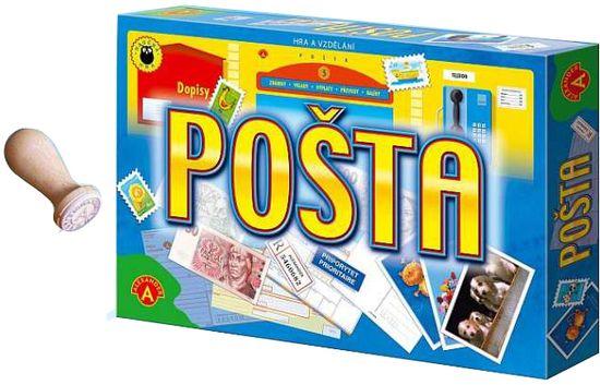 Alexander Pošta vzdelávacia